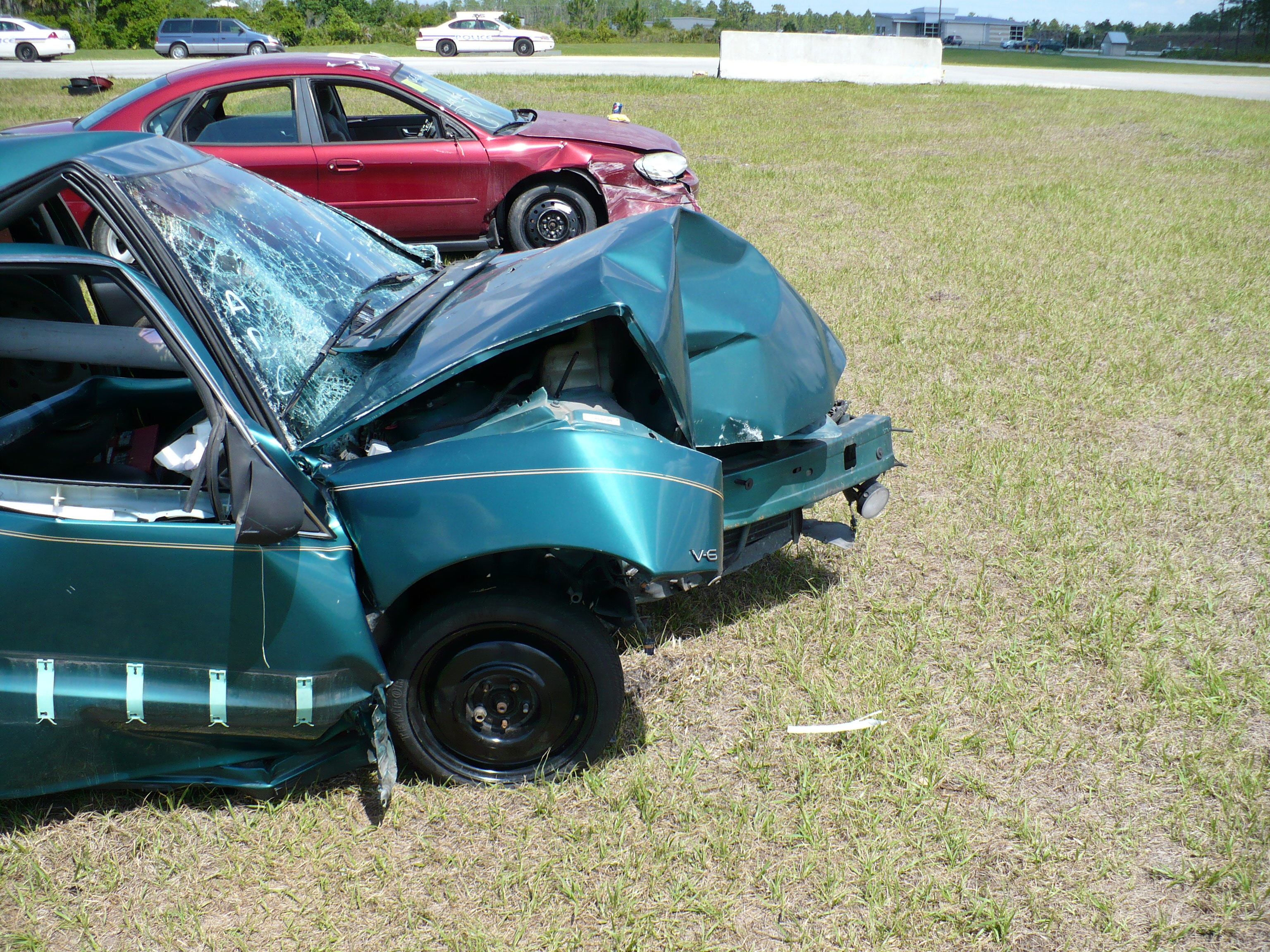 iptm special problems in accident reconstruction 2009 vehicle